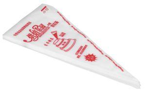 100 Stück kleine Einmal Spritzbeutel Profi Einweg Spritzbeutel Spritztüten zum Verzieren von Gebäck