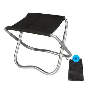 Tragbarer leichter Outdoor-Angelcamping-Picknick-Klappstuhl Oxford-Stoff
