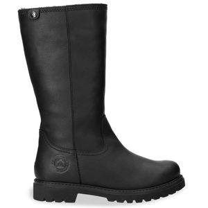 Panama Jack Bambina B60 Damen Winterstiefel Schwarz Schuhe, Größe:41