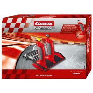 Carrera 20042013 - Digital 143 2.4 GHz WIRELESS+ Anschlusschiene inkl. 2 Handreglern