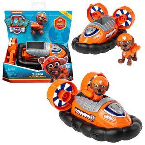Auswahl Einsatzfahrzeuge | Basic Fahrzeuge mit Spielfiguren | Paw Patrol, Figur:Zuma