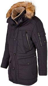Camel active - Herren Multipocket-Jacke (420570 2R74), Größe:58, Farbe:Navy (43)