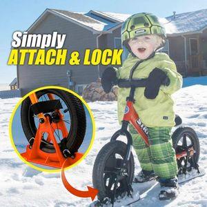 Leichte, langlebige, tragbare Fahrrad-Snowboard-Ski-Kit-Schlittenbalance DSJ201113084