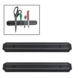 Werkzeughalter Magnetleiste 32,5cm | Magnet Werkzeugleiste | Werkzeug Halterung Magnetschiene | Werkzeugwand Wandhalter Magnetisch