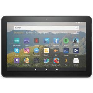 Amazon Fire HD 8 Tablet (64GB) mit Spezialangeboten 8-Zoll-HD-Display/Fire OS/schwarz