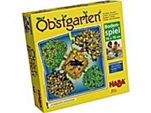 Obstgarten, Bodenspiel (Kinderspiel)