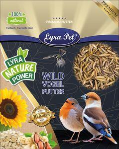 5 kg Lyra Pet® Soldatenfliegenlarven