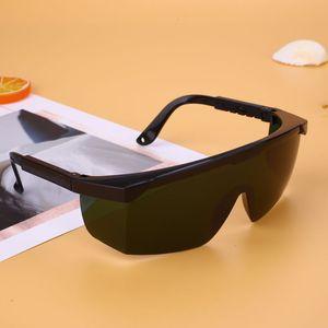 Laserschutzbrille Augenschutz für IPL / E-Light Haarentfernungsbrillen, dunkelgrün