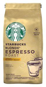 Starbucks Blonde Espresso Roast, Süsse Röstung, Ganze Bohne, 200 g