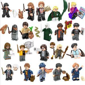 20 Minifiguren-Spielzeuge Harry-Potter-Serie Bausteinspielzeug für Kinder