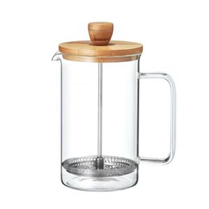 FRENCH PRESS 1 L Kaffeebereiter Kaffeekanne Kaffepresse Cafetiere AMBITION