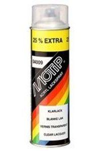 Motip Klarlack Matt Transparent Clear Varnish Spraydose 500ml