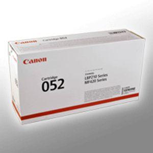 Canon Toner Cartridge 052 schwarz
