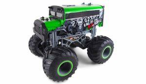 Crazy SchoolBus Monster Truck 1:16 RTR grün