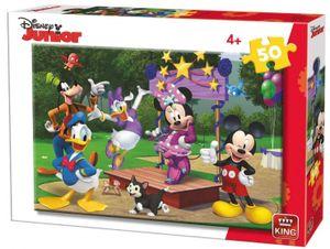 Disney stichsäge Mickey & Friends junior 30 cm 50 Stück