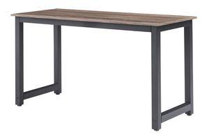 HomeGuru Schreibtisch für Home Office, Industrie-Design, Vintage, 140X60X75 cm