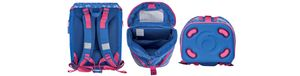 "herlitz Schulrucksack SoftLight Plus ""Butterfly"""
