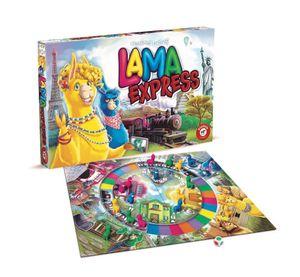 Lama Express Spiel Kinder Entdecken