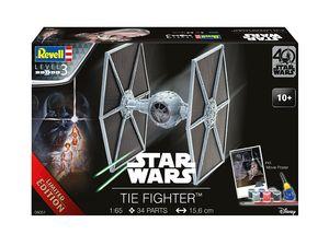 Revell 06051 - Star Wars - Modellbausatz - TIE Fighter, Maßstab 1:65