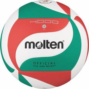 MOLTEN V5M4000-DE weiß/grün/rot