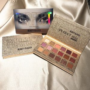Beauty Glazed Perfect Eyeshadow Palette 18 Farben Lidschattenpalette Make Up Set