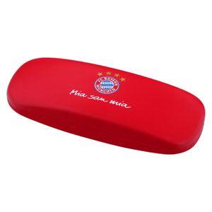 FC BAYERN MÜNCHEN Brillenetui FC Bayern rot -