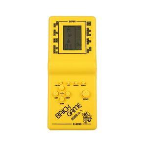 Klassisches Tetris Hand LCD LCD-Spiel Toy Fun Brick Game Riddle Toys