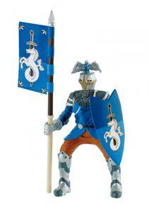 Bullyland 80787 - Figur Turnierritter, blau, 12,5 cm 4007176807859