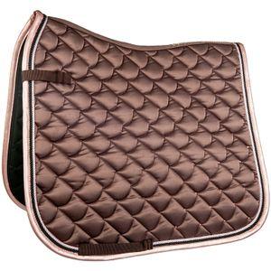 Cavallino Marino Schabracke -Copper Kiss-, Farbe:4000 mokka, Größe:Dressur