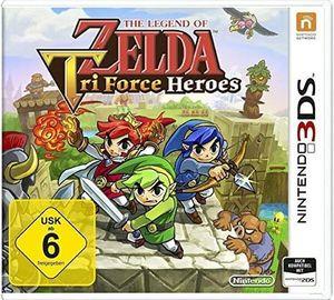 N3DS Zelda Tri Force