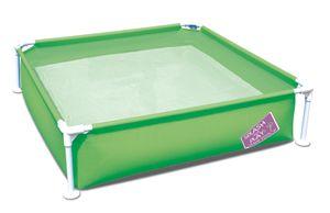 "Bestway Frame Pool ""My first Frame Pool"", 122 x 122 x 30,5 cm , farblich sortiert, 56217"
