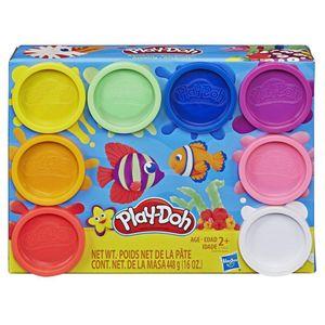 Play-Doh ton-Set 448 Gramm Junior 8-teilig