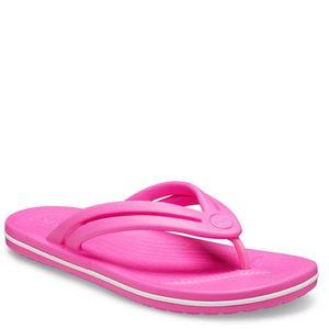 Crocs Damen Crocband Flip Flops FS7262 (37-38 EU) (Leuchtpink)