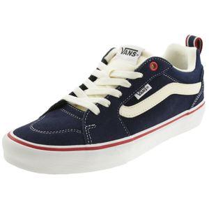 VANS Herren Sneaker Sneaker Low Leder-/Textilkombination blau 41