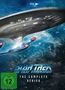 Star Trek - The Next Generation: The Complete Series (41 Discs)