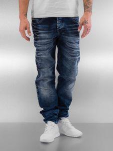 Cipo & Baxx Herren Straight Fit Jeans Halti  in blau Cipo & Baxx