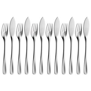 WMF Fisch-Set 12tlg. AMBIENTE CROM. PROTECT 1228356346