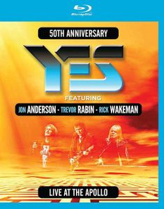 Yes - Live At The Apollo: 50th Anniversary -   - (Blu-ray Video / Pop / Rock)