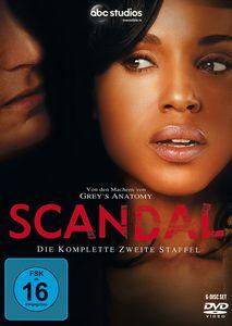 Scandal, 2. Staffel
