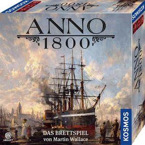 Kosmos 680428 Anno 1800 Das Brettspiel, Familienspiel
