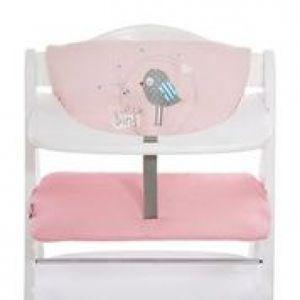 Hauck Highchair Pad Deluxe  Birdie (Rosa)
