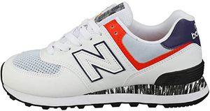 New Balance Wl574Cs2 White 37.5