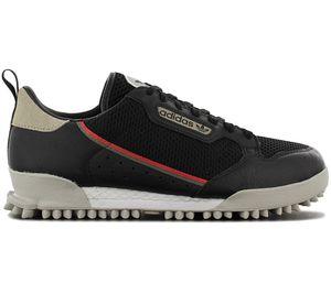 Adidas Originals Continental 80 Baara Core Black / Glory Red / Orbit Grey EU 43 1/3