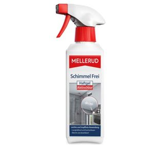 MELLERUD 2001009250 Frei Haftgel Aktivchlor, Schimmel entfernen, 250ml