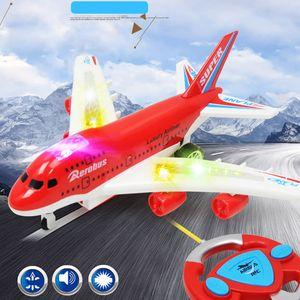 RC Aircraft Passenger B747 Elektrisches Kinderspielzeugmodell für die Zivilluftfahrt ZEN91011004C
