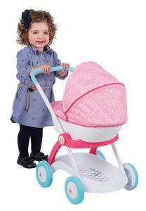 Smoby Disney Princess Puppenwagen mit Verdeck