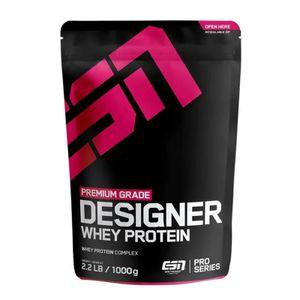 ESN Designer Whey Protein 1kg Natrual Eiweißpulver Eiweiss Pulver Shake Isolat Muskelaufbau