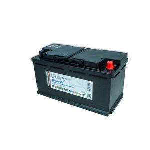 Versorgungsbatterie 12V 105Ah Solar Wohnmobil Boot Mover Schiff Batterie 100AH kompatibel zu FF 12 080 1, 957 51, 957 52, LFD90