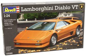 Revell 07066 Modellbausatz Lamborghini 1:24