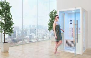 Infrarotkabine WELCON® Easytherm Duo - Sauna für 2 Personen